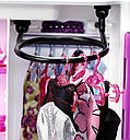 Игровой набор куклы Барби модный гардероб шкаф розовый Barbie Fashionistas Ultimate Closet, фото 4