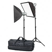 Комплект студийного света Visico VT-300 Softbox KIT