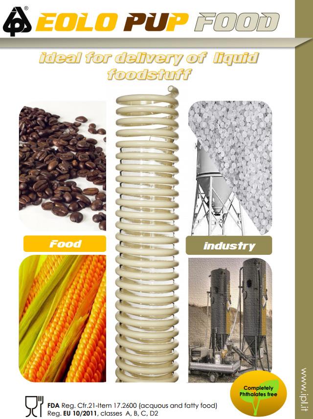 Рукав для пищевых продуктов и зерна