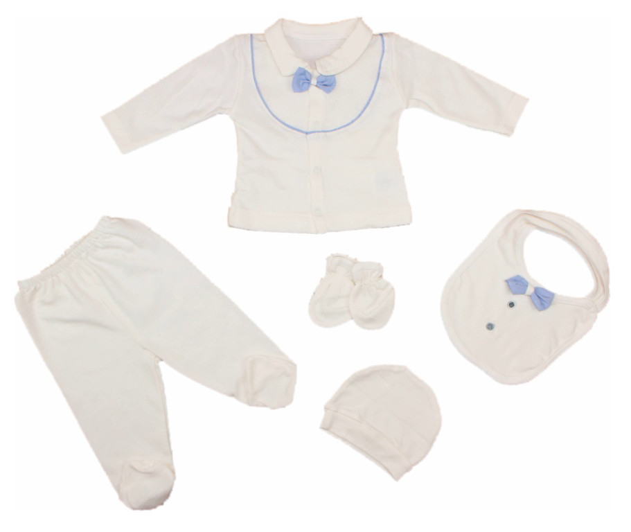 """Детский набор """"Джентельмен""""  для новорожденных от 0-3 мес"""