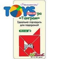 Магнитная мини-игра Танграм, 834