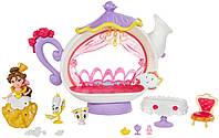 Hasbro. Игровой набор Принцессы Диснея: Маленькое королевство Заколдованная столовая Белль (B5346)