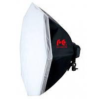 Постоянный свет + октагон 80 см LHD-B628FS(OB8) 6x28W