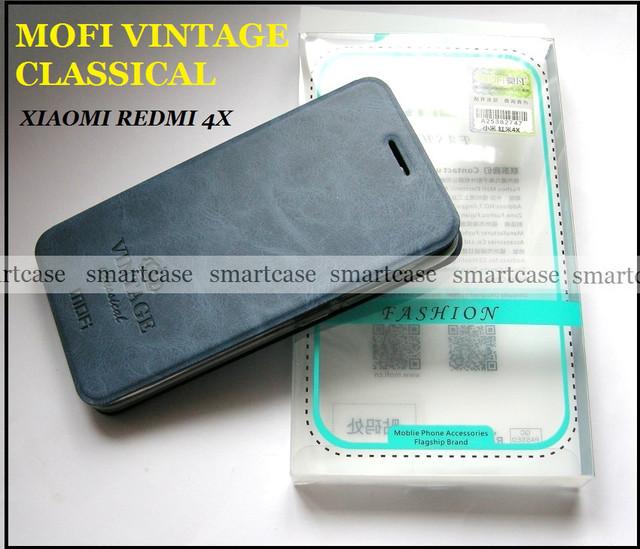 mofi vintage classical синий чехол Xiaomi 4x купить