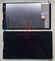 Дисплей модуль ASUS Z170C Z170CG ZENPAD 7.0 в зборі з тачскріном, чорний