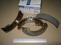 Колодка тормозная ВАЗ 2108-2115,1117-1119,2170-2172 заднего ( комплект 4 штук) VR318 (производитель FINWHALE)