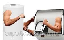 Сушилка для рук или бумажные полотенца?