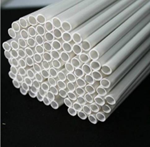 Пластиковый профиль Ø 2.0 мм. Труба, длина 250 мм. 1 шт., фото 2