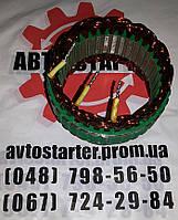 Статор (обмотка) генератора CHEVROLET AVEO, DAEWOO KALOS, LACETTI 80A, фото 1