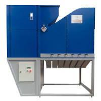 Сепаратор зерноочистительный АСМ-50, очистка зерна, калибровка, фото 1