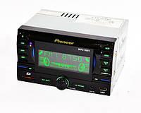 Автомагнитола Pioneer 3882 ISO - MP3 Player, FM, USB, SD, AUX сенсорная магнитола / аксессуары для авто