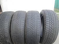 Шины зима  215/60 R16 Dunlop б/у