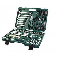 Универсальный набор инструментов Jonnesway 77 предметов S04H52477S