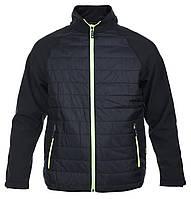 Демисезонная мужская куртка Hi-Tec Mender BLACK