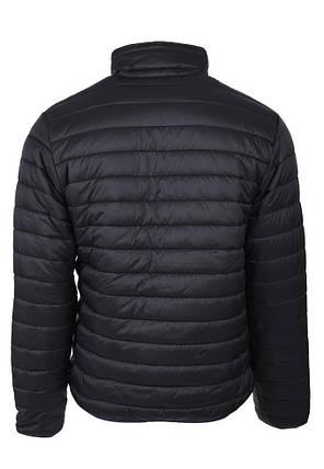 Демисезонная мужская куртка  Hi-Tec Molen Black/Blue, фото 2