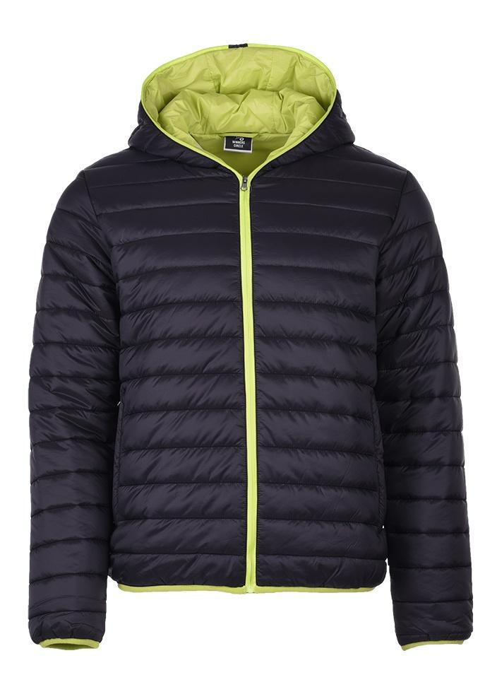 Демисезонная мужская куртка Hi-Tec Noris Green