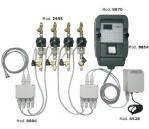 Электронная система раздачи масла, на 4 вида с возможностью подключения к компьютеру.