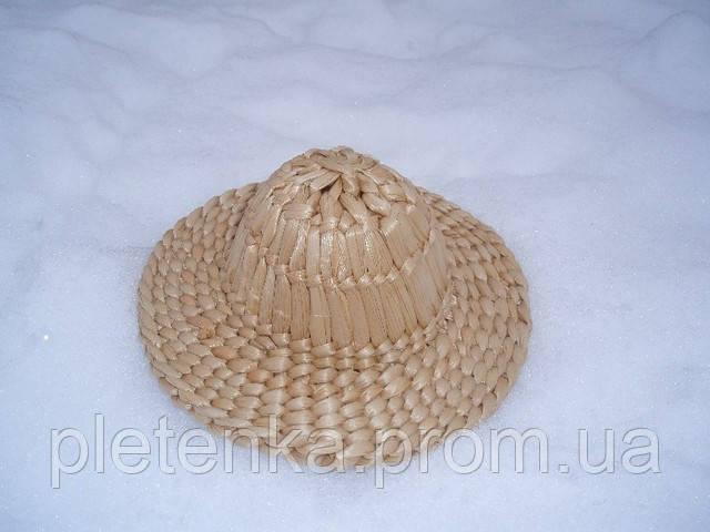 bf67cde66d78 Брыль сувенирный,плетенный из рогоза-купить по лучшей цене в Украине ...