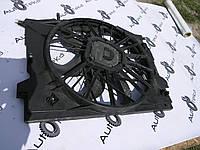 Вентилятор охлаждения двигателя Mercedes e-class w211 2.7cdi A2115001693 A2115050555, фото 1