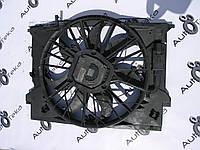 Вентилятор охлаждения двигателя Mercedes e-class w211 2.2cdi, фото 1