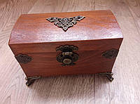 Деревянная шкатулка, фото 1