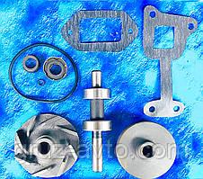 Ремкомплект насоса водяного ЯМЗ 236 ЕВРО-2 /двигатель ЯМЗ-7511/Украина/ 7511.1307010
