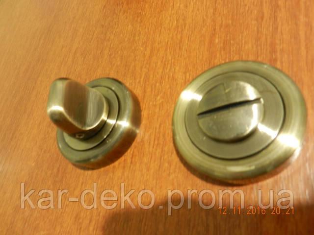 фото поворотника для защелки бронза kar-deko.com