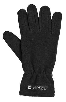 Перчатки Hi-Tec Salmo Black, фото 2