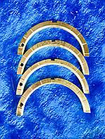 Полукольцо опорное коленвала комплект 4-шт. ЯМЗ-236/ 238/ 7511 / каталожный номер 7511-1005183