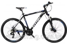 Горный алюминиевый велосипед Titan Solar 26 (2018) new