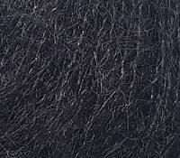 Пряжа Gazzal SUPER KID MOHAIR для ручного вязания черный №61258