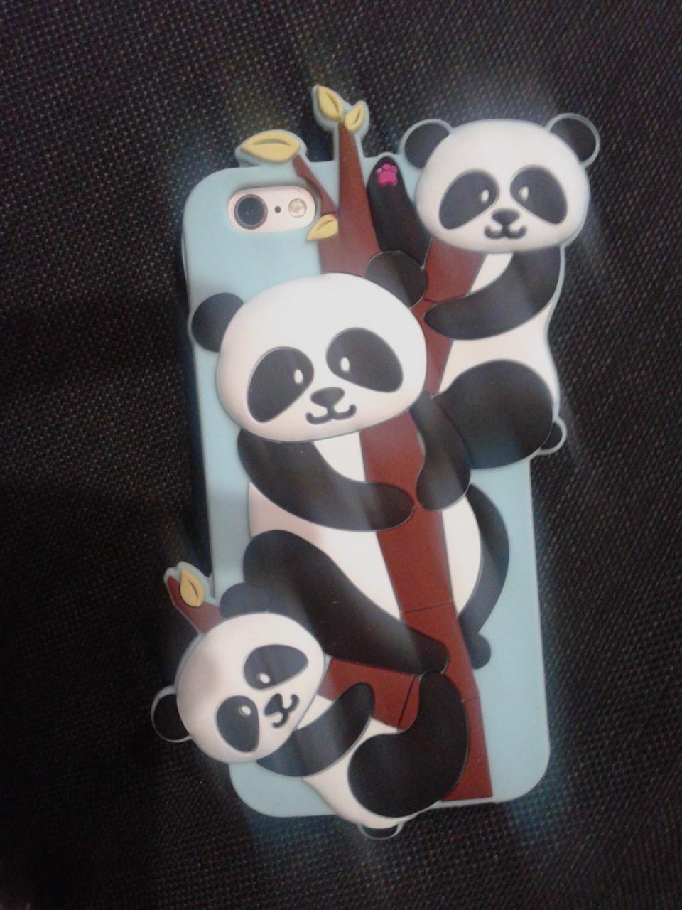 Силикон Disney Panda for iPhone 6/6S