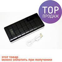 Power Bank 18000 mAh 3xUSB LCD / Портативное зарядное устройство Power Bank