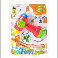 ПОГРЕМУШКА T 10 D 719/MS 1009, детская погремушка, игрушка