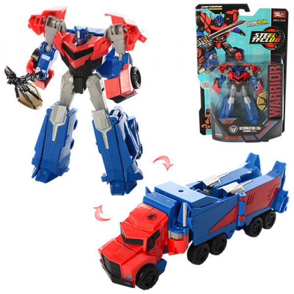 Трансформер Робот-машина Оптимус Прайм J8017D Transformers Optimus Prime