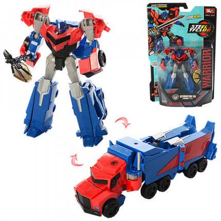 Трансформер Робот-машина Оптимус Прайм J8017D Transformers Optimus Prime, фото 2