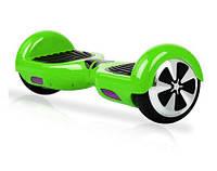 """Гироскутер Smart Balance 6,5"""" Зеленый с мобильны приложением и автобалансом."""