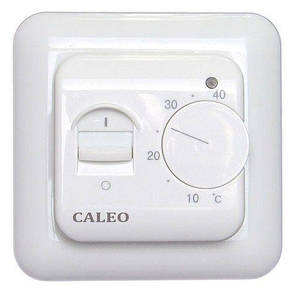 Терморегулятор  для теплого пола  Caleo mex. Гарантия 2 года