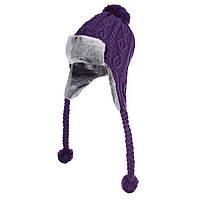 Зимняя шапка женская Hi-Tec Lady Sura VIOLET