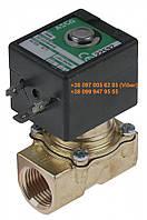 Соленоид ASCO 24 VAC L-52 мм H-13 мм латунь (арт. 370509) для Cookmax, Henkelman и др.