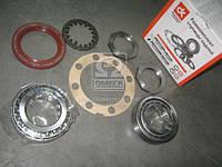 Ремкомплект ступицы колеса заднего и полуоси ГАЗЕЛЬ (2 подшипника DPI+5 наименования)  3302-3104800-05