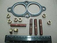 Крепления трубы приемной комплект ГАЗЕЛЬ дв.405,406 фирменной упаковке (производитель ГАЗ) 3302-1203800