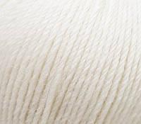 Пряжа Gazzal BABY ALPACA белый №46001 для ручного вязания