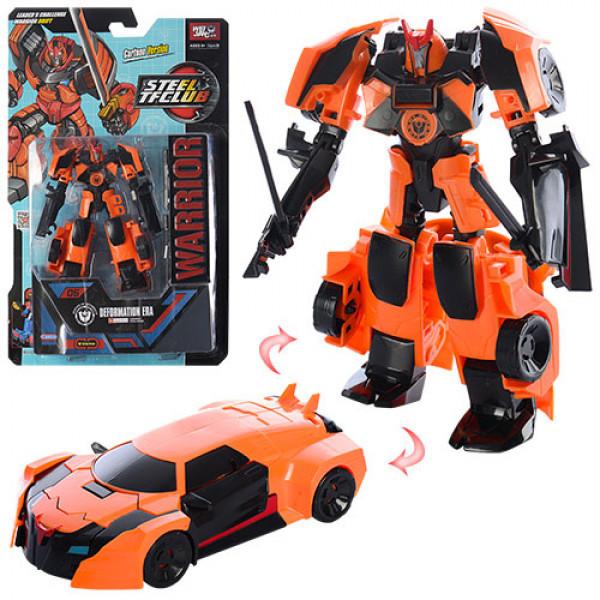Трансформер Робот-машина Дрифт J8017E Transformers Drift