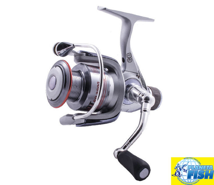 Катушка BratFishing IRONBOT 2000 RD (11+1)