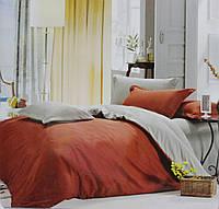 Однотонное постельное белье BBC Satinat (евро)