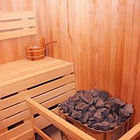 Строительство деревянных бань и саун из оцилиндрованного бревна и клееного бруса в Харькове