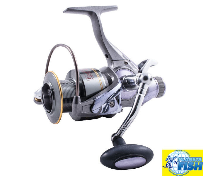 Катушка BratFishing FIGHTER 6000 Baitrunner (6+1)