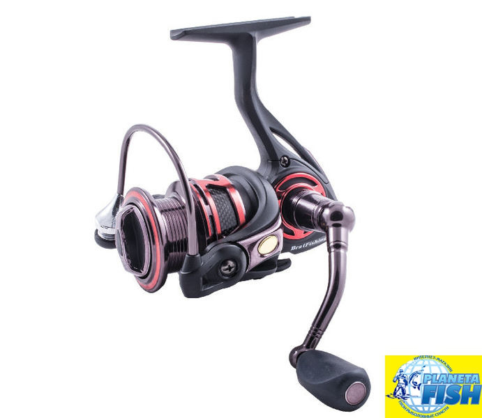Катушка BratFishing Z-MACHINE 1 000 (8+1)
