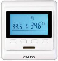 Терморегулятор программируемый  для теплого пола  Caleo PRO Гарантия 2 года